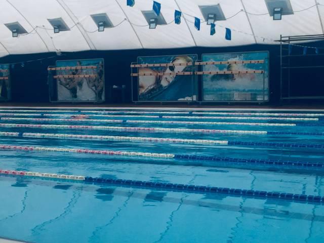 corso di nuoto per bambini