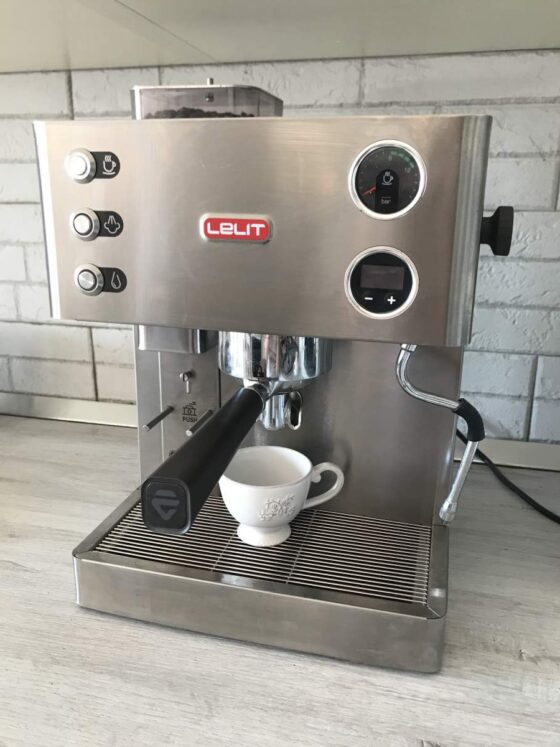 Macchina del caffè Lelit
