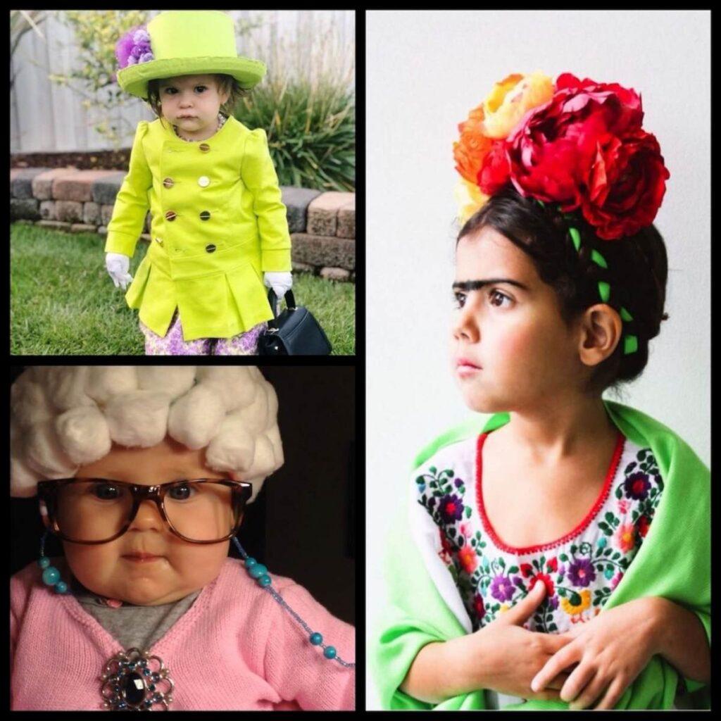 Costumi originali per bambine