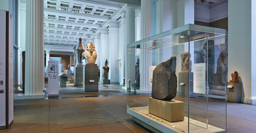 Tour Virtuali British Museum